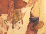 "Эгон Шиле (Egon Schiele), ""The red host"""