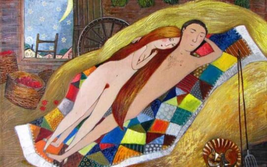 "Анна Силивончик (Anna Silivonchik) ""Love on a Mow"""