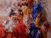 "Иван Славинский (Ivan Slavinsky) ""Moulin Rouge (2)"""
