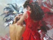 "Иван Славинский (Ivan Slavinsky) ""Moulin Rouge (3)"""
