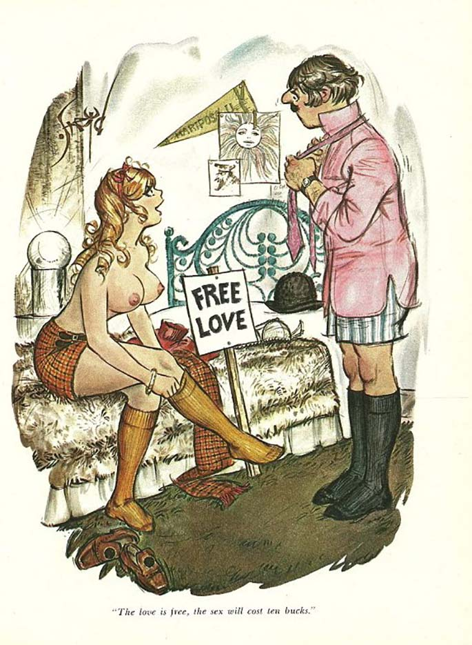 Дуг Снейд (Doug Sneyd), Playboy Art - 14