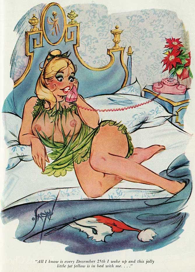 Дуг Снейд (Doug Sneyd), Playboy Art - 24