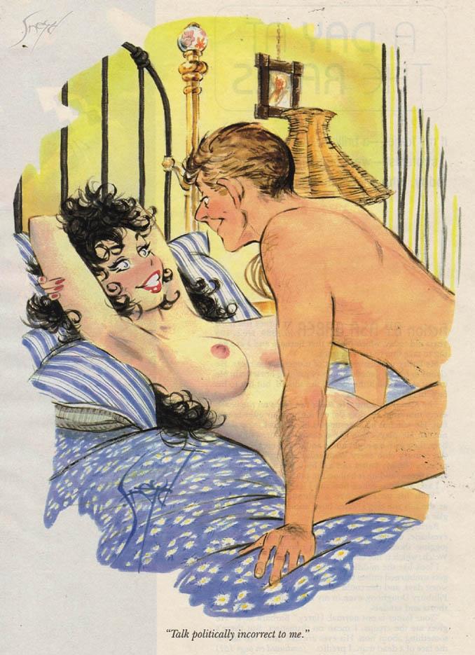 Дуг Снейд (Doug Sneyd), Playboy Art - 26