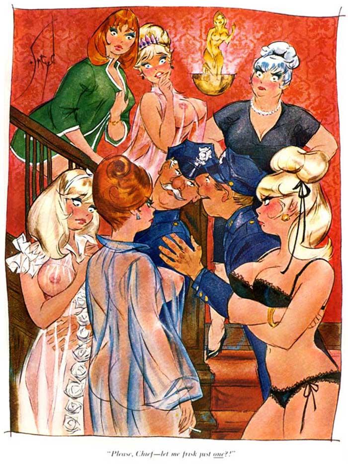 Дуг Снейд (Doug Sneyd), Playboy Art - 30