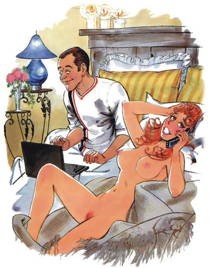 Дуг Снейд (Doug Sneyd), Playboy Art - 51