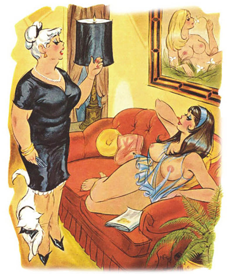 Дуг Снейд (Doug Sneyd), Playboy Art - 58