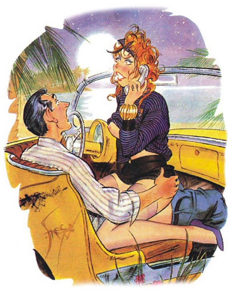 Дуг Снейд (Doug Sneyd), Playboy Art - 60