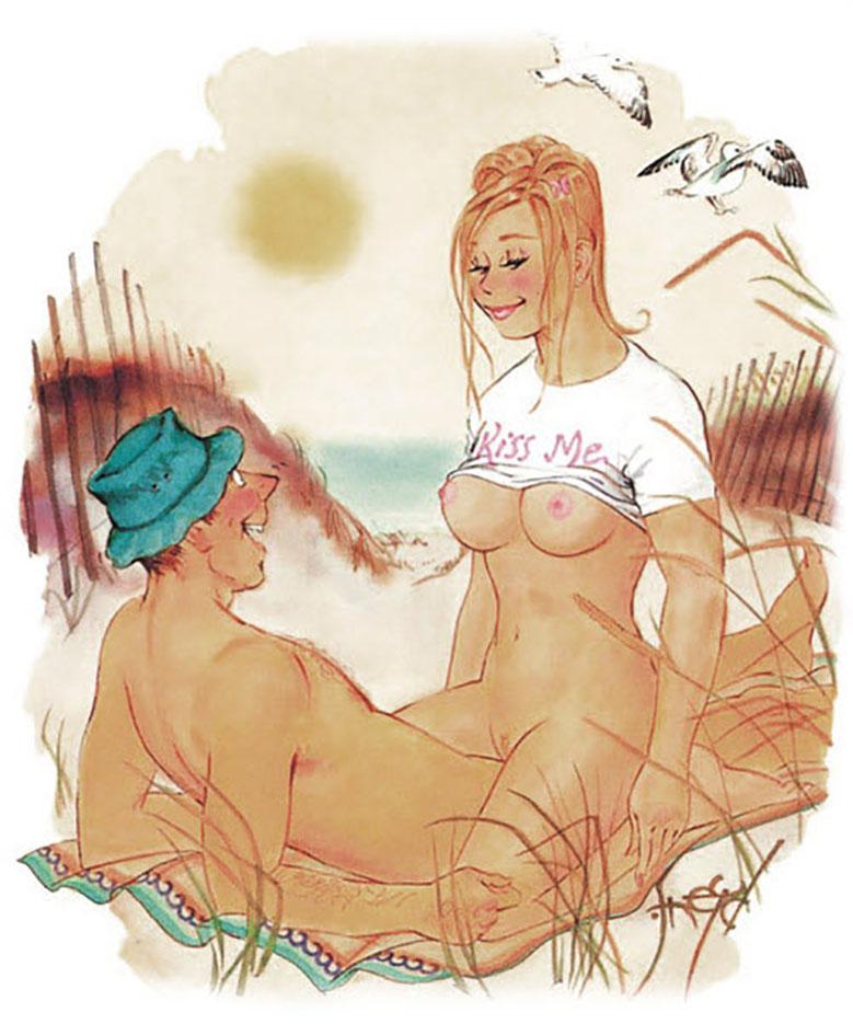 Дуг Снейд (Doug Sneyd), Playboy Art - 61