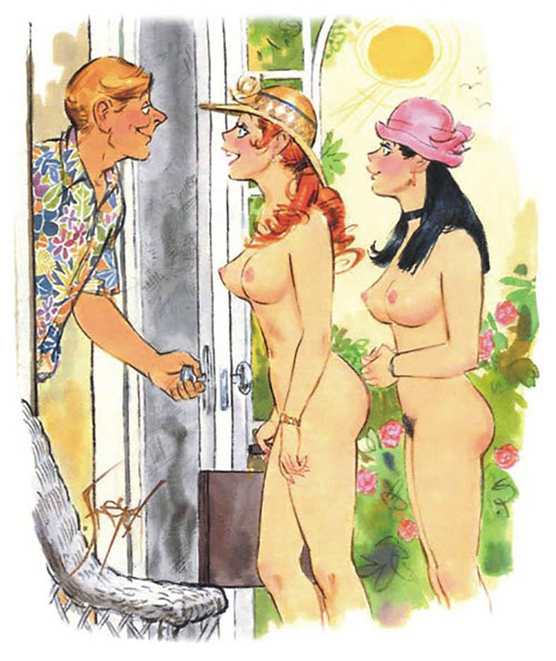 Дуг Снейд (Doug Sneyd), Playboy Art - 62
