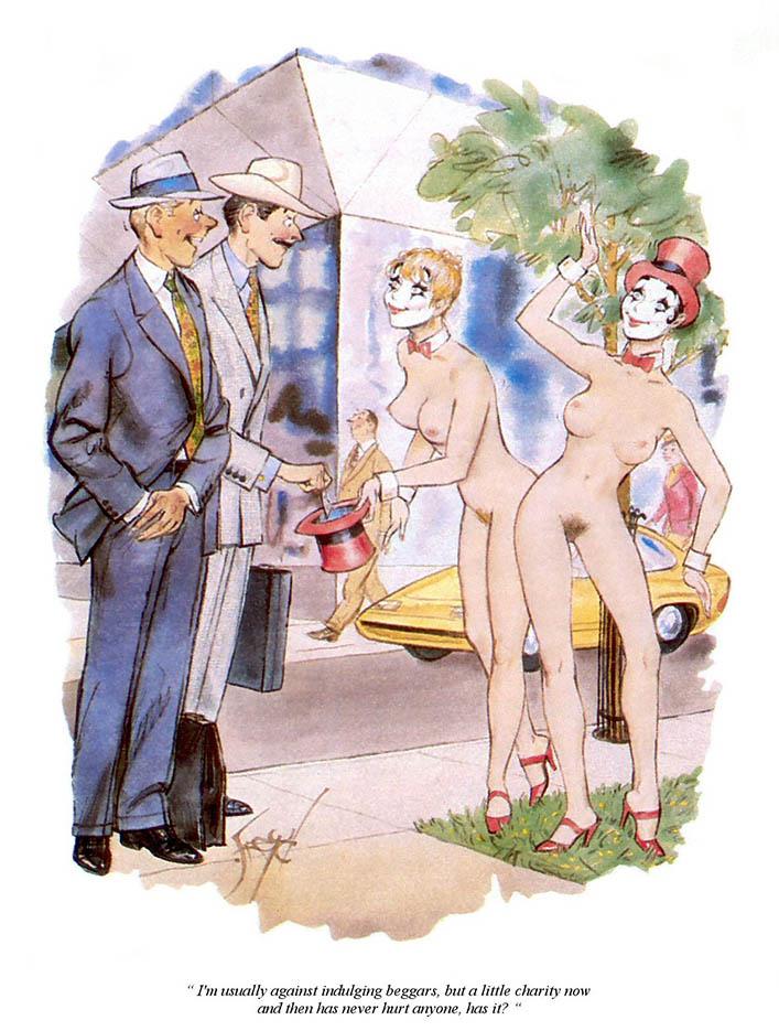 Дуг Снейд (Doug Sneyd), Playboy Art - 9