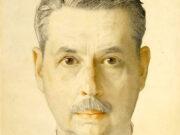 "Константин Андреевич Сомов (Konstantin Somov) ""Автопортрет - 2 | Self-portrait - 2"""