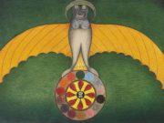"Фридрих Шрёдер-Зонненштерн (Friedrich Schröder Sonnenstern) ""Bat Demon of All Spiritualistic Transformation"""