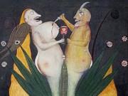 "Фридрих Шрёдер-Зонненштерн (Friedrich Schröder Sonnenstern) ""The Moralistic Moon Dualism"""