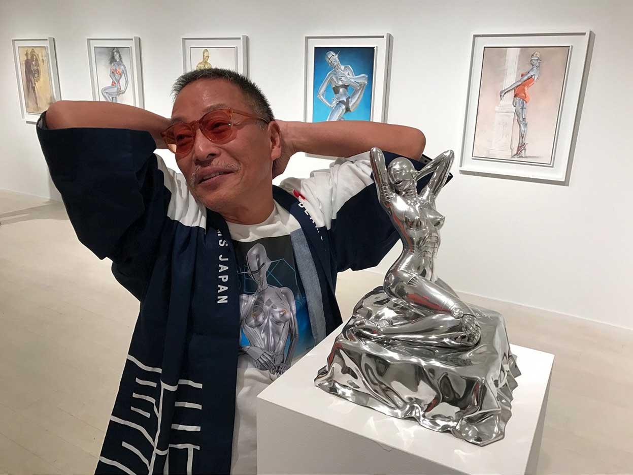 """Хадзимэ Сораяма (Hajime Sorayama) """"Фотография"""""""
