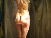 """Хоакин Соролья (Joaquin Sorolla) """"Nude Woman (2)"""""""