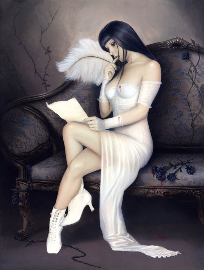 "Лоренцо Сперлонга (Lorenzo Sperlonga) ""The Last Letter"""