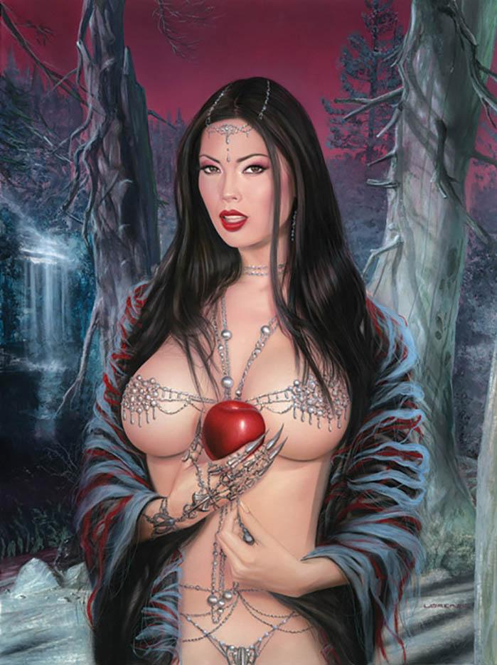 """Лоренцо Сперлонга (Lorenzo Sperlonga) """"Poison Apple"""""""