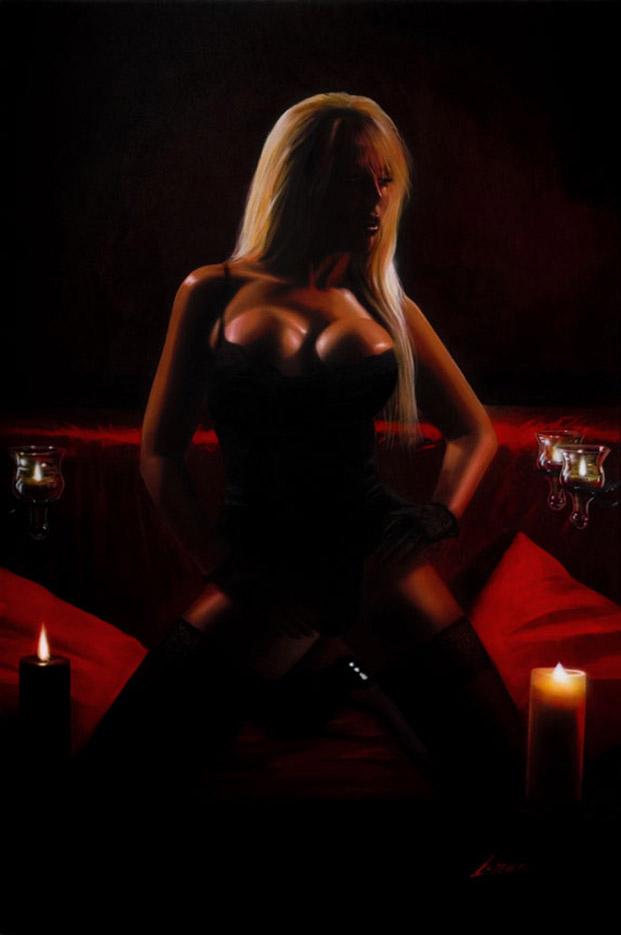 "Лоренцо Сперлонга (Lorenzo Sperlonga) ""Julie In The Dark"""