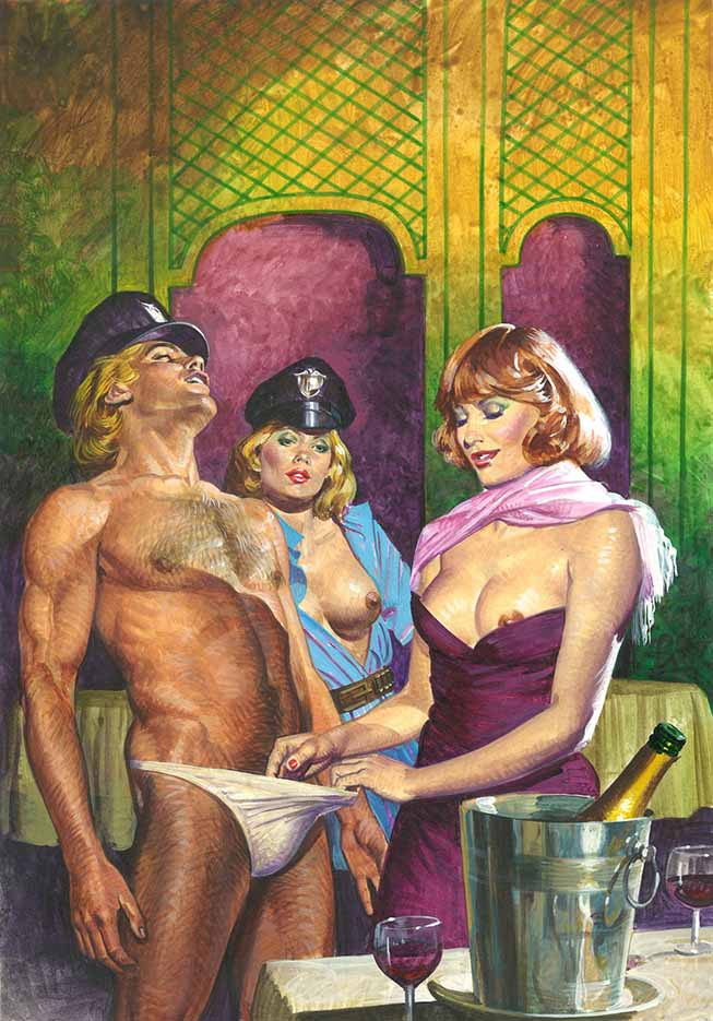Trashy erotic stories
