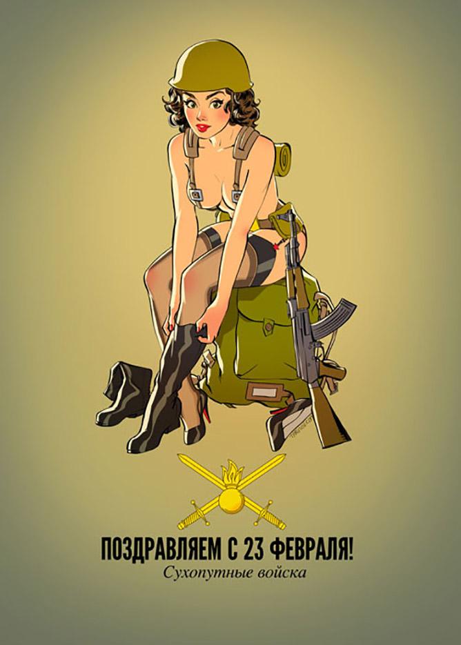 Андрей Тарусов (Tarusov), Сухопутные войска