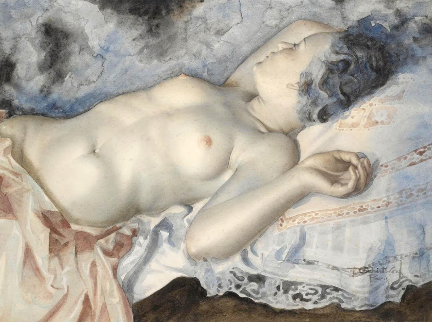 Живописи классической эротика в