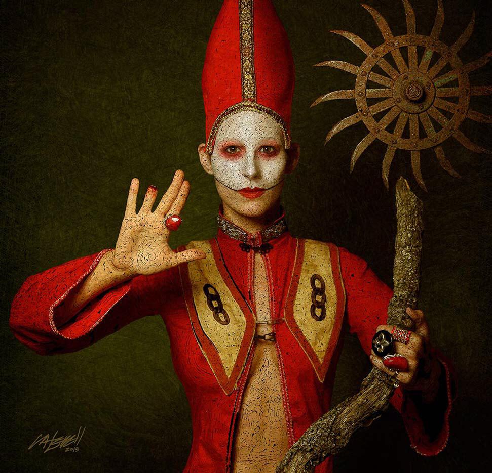 Чарли Террелл (Charlie Terrell), The Cardinal