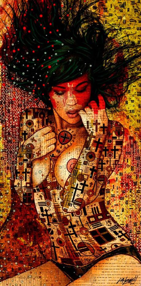 Чарли Террелл (Charlie Terrell), Digital Paintings - 32