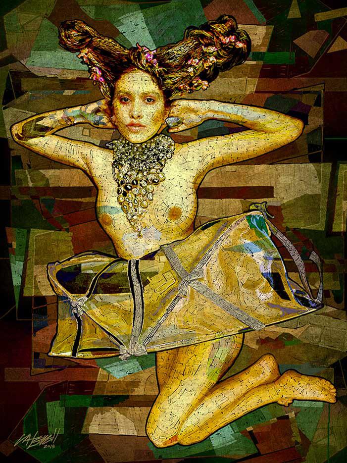 Чарли Террелл (Charlie Terrell), Digital Paintings - 33