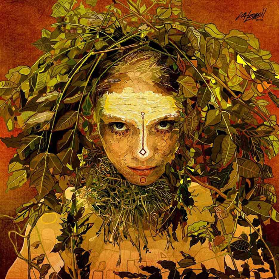 Чарли Террелл (Charlie Terrell), Pagan Girl