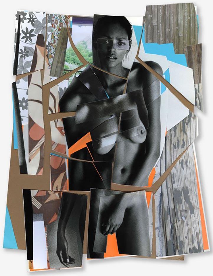 "Микалейн Томас (Mickalene Thomas) ""Untitled Collaboration with Mario Testino"""