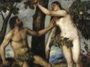 Тициан Вечеллио (Tiziano Vecellio), Адам и Ева