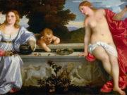 Тициан Вечеллио (Tiziano Vecellio), Любовь Небесная и Любовь Земная