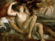 Тициан Вечеллио (Tiziano Vecellio), Марс, Венера и Амур