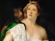 Тициан Вечеллио (Tiziano Vecellio), Лукреция и Тарквиний Коллантин