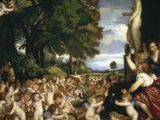 Тициан Вечеллио (Tiziano Vecellio), Праздник Венеры