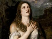 Тициан Вечеллио (Tiziano Vecellio), Кающаяся Мария Магдалина