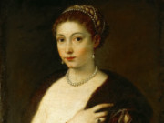 Тициан Вечеллио (Tiziano Vecellio), Девушка в меховой накидке