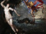 Тициан Вечеллио (Tiziano Vecellio), Персей и Андромеда