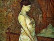 "Анри де Тулуз-Лотрек (Henri de Toulouse-Lautrec), ""Без названия - 22"""