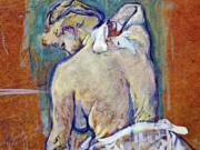 "Анри де Тулуз-Лотрек (Henri de Toulouse-Lautrec), ""Без названия - 29"""