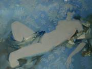 "Инна Цукахина (Inna Tsukakhina) ""Лежащая модель | Reclining Model"""