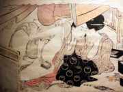 "Китагава Утамаро (Kitagawa Utamaro) ""Colour-Shunga"""