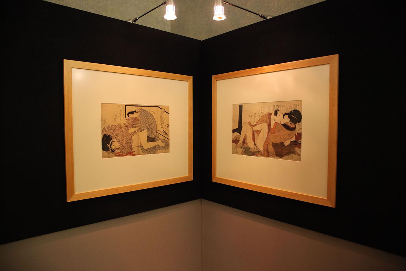 "Китагава Утамаро (Kitagawa Utamaro) ""Shunga, Japan Erotic Art """