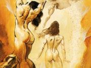"Борис Вальехо (Boris Vallejo), ""Untitled - 150"""