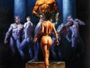 "Борис Вальехо (Boris Vallejo), ""Untitled - 156"""