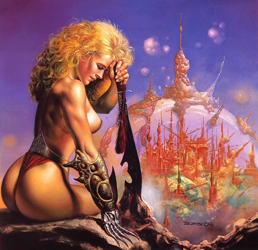Erotic story fantasy