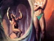 "Борис Вальехо (Boris Vallejo), ""Ladies Ariadne"""