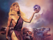 "Борис Вальехо (Boris Vallejo), ""Ladies Circe"""