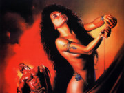 "Борис Вальехо (Boris Vallejo), ""Ladies Deianira"""