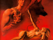 "Борис Вальехо (Boris Vallejo), ""Wolves"""